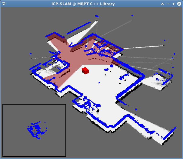Robot@Home dataset